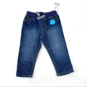 Carter's Baby Boys' Pull On Jeans Pants - 18months